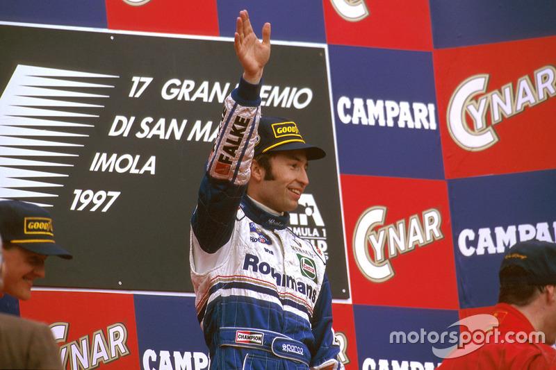 #86 Heinz-Harald Frentzen, Williams