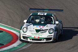 Porsche 997 Cup-S.GTCup #169, Ebimotors: Nicolosi-La Mazza