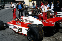 Nelson Piquet, BS Fabrications McLaren M23