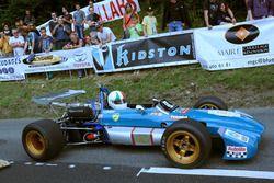 Rétrospective 2013, Formula 2, Tecno, ex François Cevert