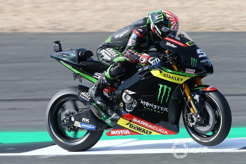 6. Johann Zarco, Monster Yamaha Tech 3