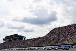 Brad Keselowski, Team Penske Ford, Joey Logano, Team Penske Ford start