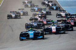 Alessio Lorandi, Jenzer Motorsport en tête au départ