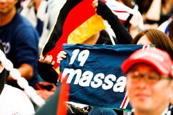 Support for Felipe Massa, Williams