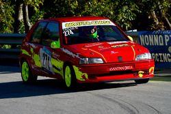 Giulia Gallinella, Orvieto Corse, Peugeot 106 Rallye