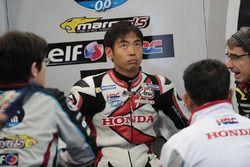 Hiroshi Aoyama, Estrella Galicia 0,0 Marc VDS