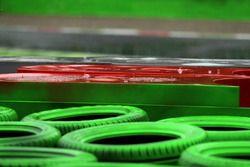 Pluie et pneus Pirelli