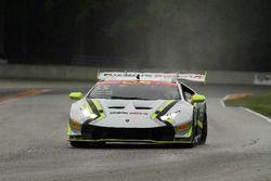 #55 Dream Racing Motorsport Lamborghini Huracan Super Trofeo: Yuki Harata, Allesandro Bressan