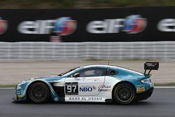 #97 Oman Racing with TF Sport Aston Martin V12 GT3: Ahmad Al Harthy, Salih Yoluc, Jonny Adam