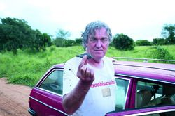 James May in Mozambique