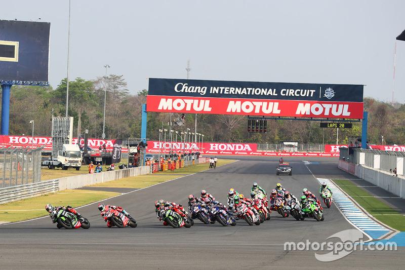 World Superbike Thailand 2017