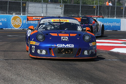 #17 GMG Racing, Porsche 911 GT3 R: Alec Udell