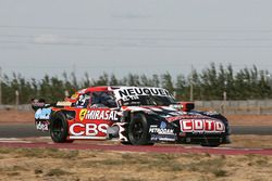 Camilo Echevarria, Indecar CAR Racing Chevrolet