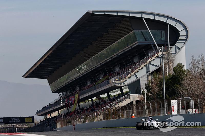 Nesta quinta-feira aconteceu o sétimo, e penúltimo dia, dos testes de pré-temporada da F1 em Barcelona.