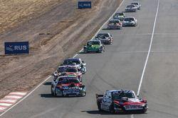 Matias Rossi, Nova Racing Ford, Juan Martin Trucco, JMT Motorsport Dodge, Juan Pablo Gianini, JPG Racing Ford