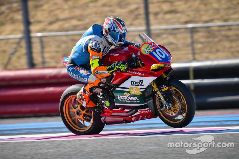 29. #100 Hertrampf Racing GmbH, Ducati: Oliver Skach, Dominik Vincon, Marco Nekvasil
