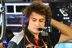 Marco Matassa, Scuderia Toro Rosso ingeniero