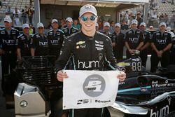 Polesitter: Josef Newgarden, Team Penske Chevrolet