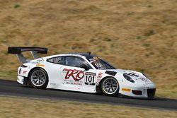 #101 TKO Motorsports Porsche 911 GT3 R: Memo Gidley