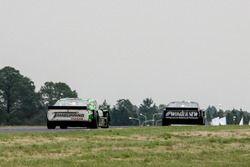 Esteban Gini, Alifraco Sport Chevrolet, Diego De Carlo, Jet Racing Chevrolet