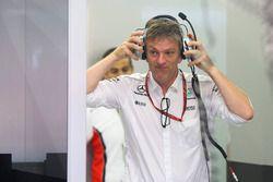 James Allison, Technical Director, Mercedes AMG F1