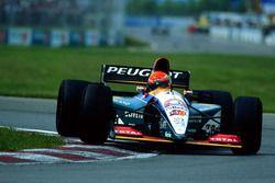 Eddie Irvine, Jordan 195
