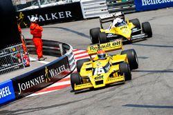 Jean-Pierre Jabouille, Renault Sport F1 Team RS01, Alain Prost, Renault Sport F1 Team RE40
