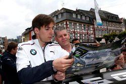 #43 BMW Team Schnitzer, BMW M6 GT3: Alexander Lynn