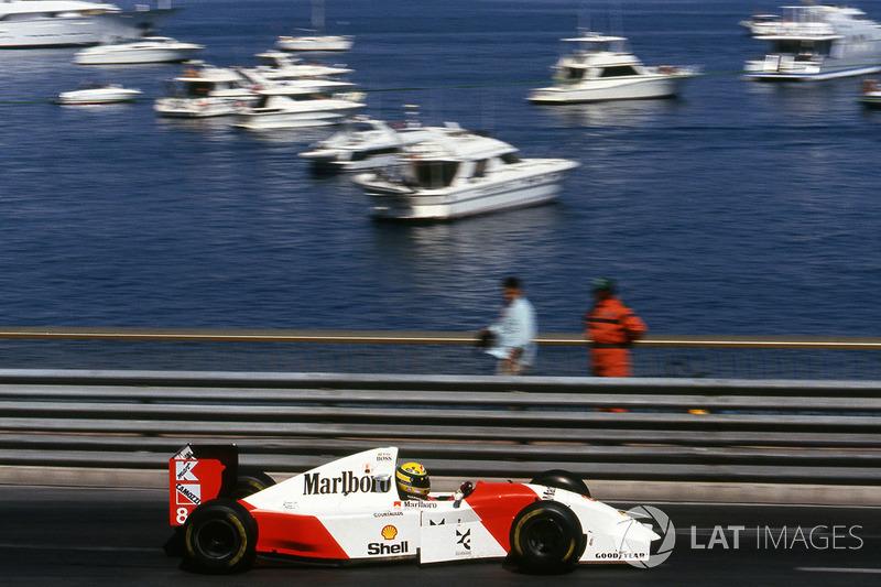 39 - GP de Mônaco, 1993, Monte Carlo
