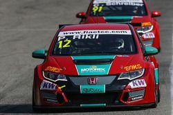 Peter Rikli, Christ-Johannes Schreiber, Rikli Motorsport, Honda Civic TCR