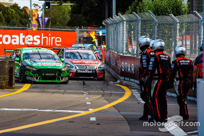 Mark Winterbottom, Prodrive Racing Australia Ford, Rick Kelly, Nissan Motorsports