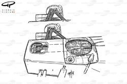 Prost AP02 wheel base differences