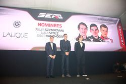 Sean Edwards Trophy adayları, Jules Szymkowiak, Luca Stolz, Dries Vanthoor