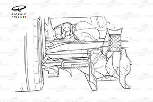 Williams FW28 diffuser