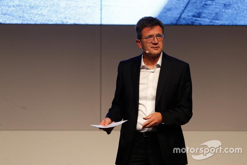 Klaus Fröhlich, miembro del Consejo de administración de BMW AG, desarrollo,