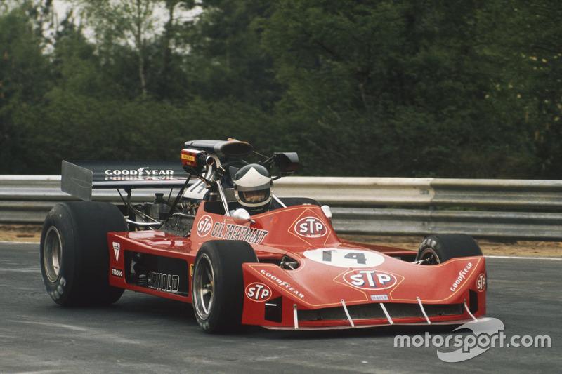 Jean-Pierre Jarier, March 731 Ford
