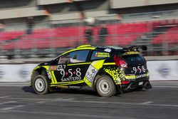 Gianmarco Donetto, Ford Fiesta R5
