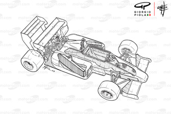 Toleman TG184 1984 detailed overview