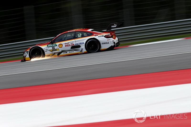 12. Augusto Farfus, BMW Team RMG, BMW M4 DTM