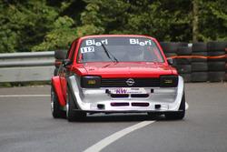 Rolf Burri, Opel Kadett C, Sägesser Motorsport, 1. Manche
