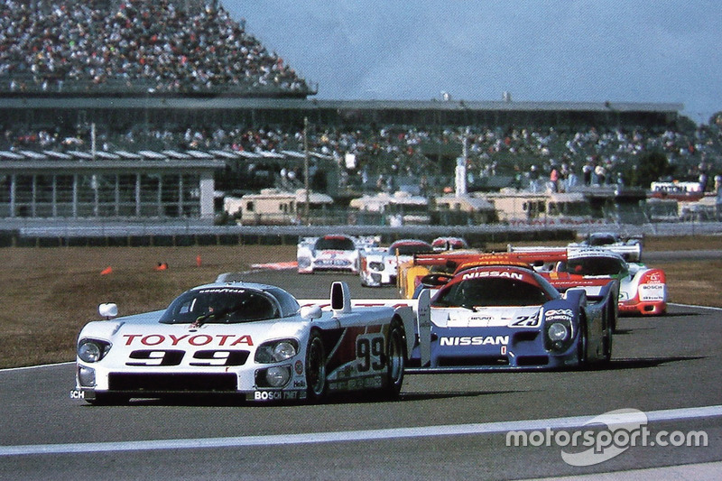 1981 – 1993: IMSA GTP