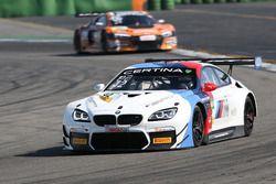 #42 BMW Team Schnitzer, BMW M6 GT3: Nicky Catsburg, Philipp Eng