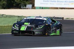 Lamborghini Huracan- S.GT3 #63, Antonelli Motorsport: Zampieri-Giammaria