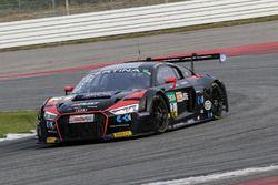 ##3 Aust Motorsport, Audi R8 LMS: Kelvin van der Linde, Marcus Pommer