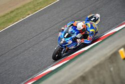 #1 Suzuki Endurance Racing Team SERT: Vincent Philippe, Etienne Masson, Sodo Hamahara