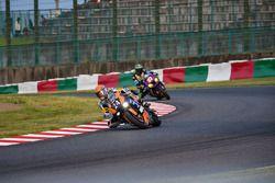 #24 Clever Wolf Racing & 3 Art Yamaha: Mitsuo Saito, Alex Plancassagne, Anthony Dos Santos