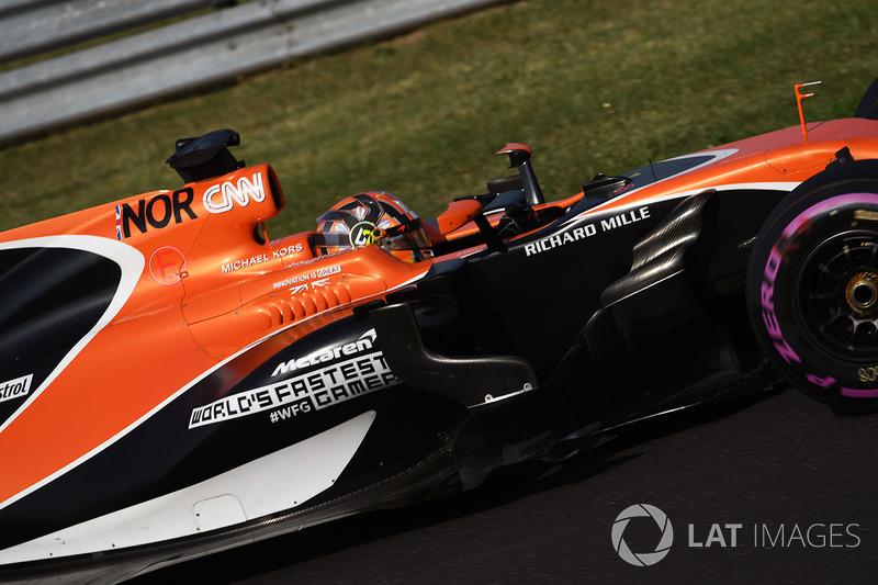 Lando Norris, McLaren MCL32