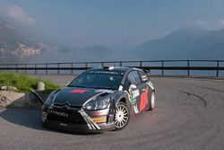 Роберт Кубица, Citroën C4 WRC Rally Trofeo ACI Como 2012
