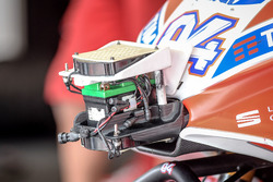 تفاصيل دراجة أندريا دوفيزيوزو، فريق دوكاتي