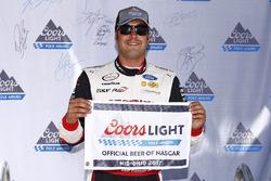 Polesitter Sam Hornish Jr., Team Penske Ford